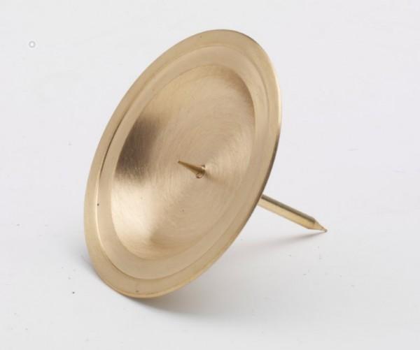 Kranzteller D 8,5 cm matt