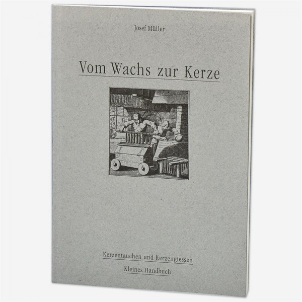 Buch Kerzenziehen/Giessen von Josef Müller