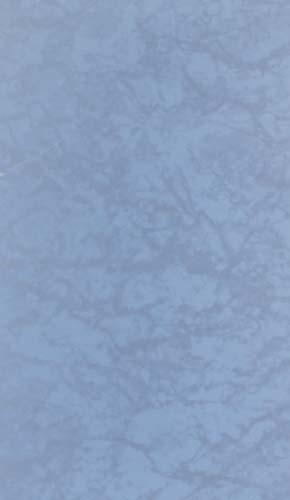 Wachsverzierfolien Edelmarmor einfarbig