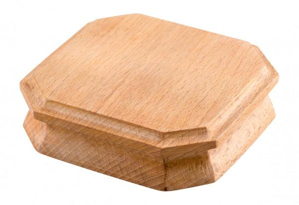 Podest für Reliquiar Holz hell